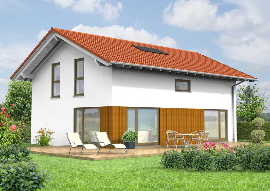 Landhaus 140 qm